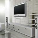 Hvid aktiv Full-HD DVB-T/DVB-T2/DAB stueantenne.Flot soundbar-look.