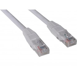 CAT6 UTP LAN patchkabel 10 meter.
