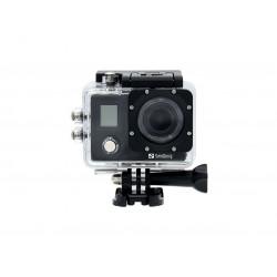 4K vandtæt actioncam - Kamera til friluftsliv fyldt med action