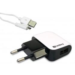 Sandberg Mini AC Charger Micro USB 1A