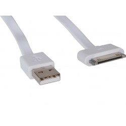 Sandberg USB 30pin Cable Flat 0.15m