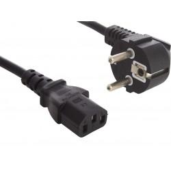 230 Volts strømkabel til bl.a. computere.