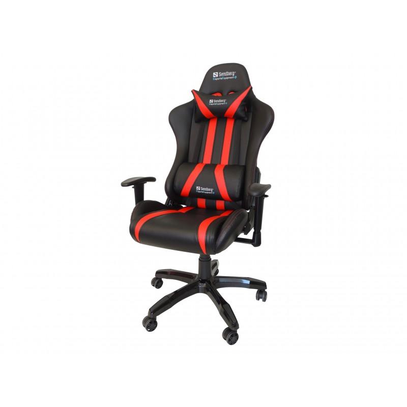 Sandberg Commander Gaming Chair Black/Red