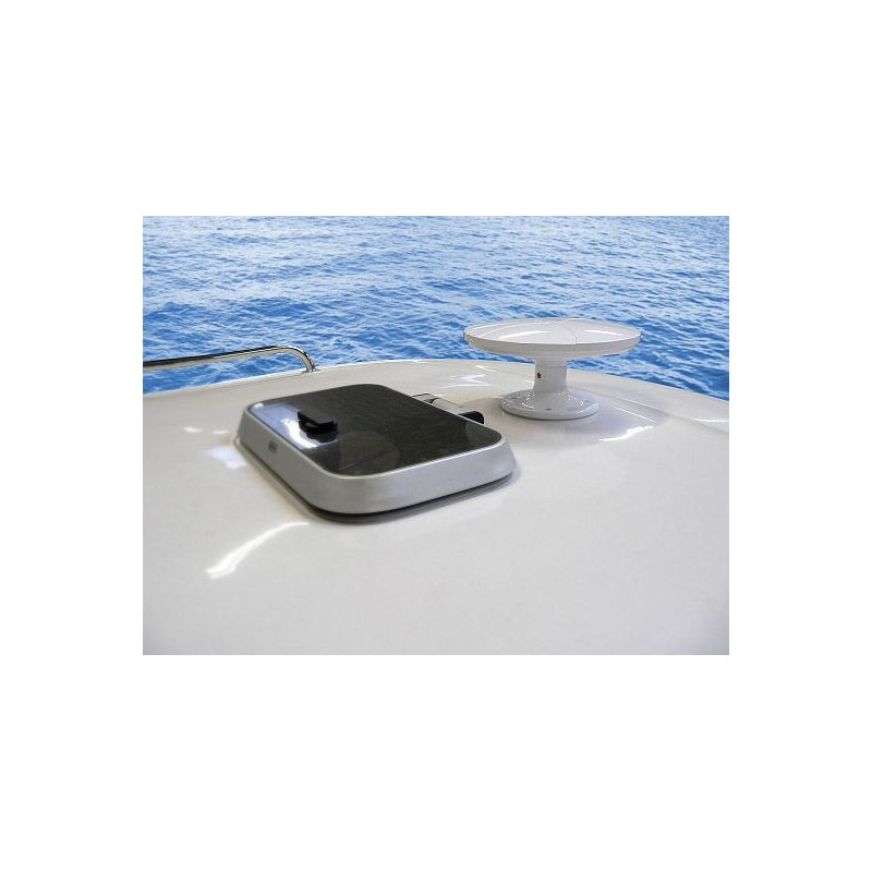 Antenne til båd - Bedst i test - modtager radio og TV signaler