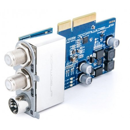Triple Hybrid tuner Dreambox 2xDVB-S/S2X + 1xDVB-C/T/T2