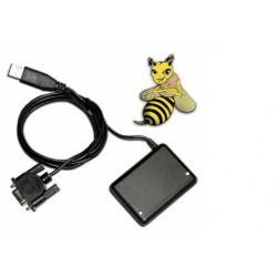 RS-232 Smartcard udviklingsværktøj 3.579 MHz Phønix