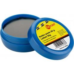 Loddefedt - flusmiddel til blødlodning (smykkefremstilling mm.) 50 g.