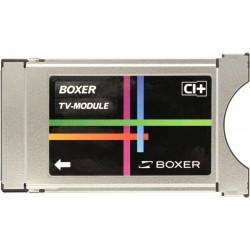 BOXER CI+, APPROVED BOXER CA MODULE FOR HDTV