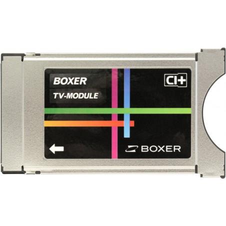 Boxer TV CI+ - HDTV Viaccess CAM T2 MPEG4