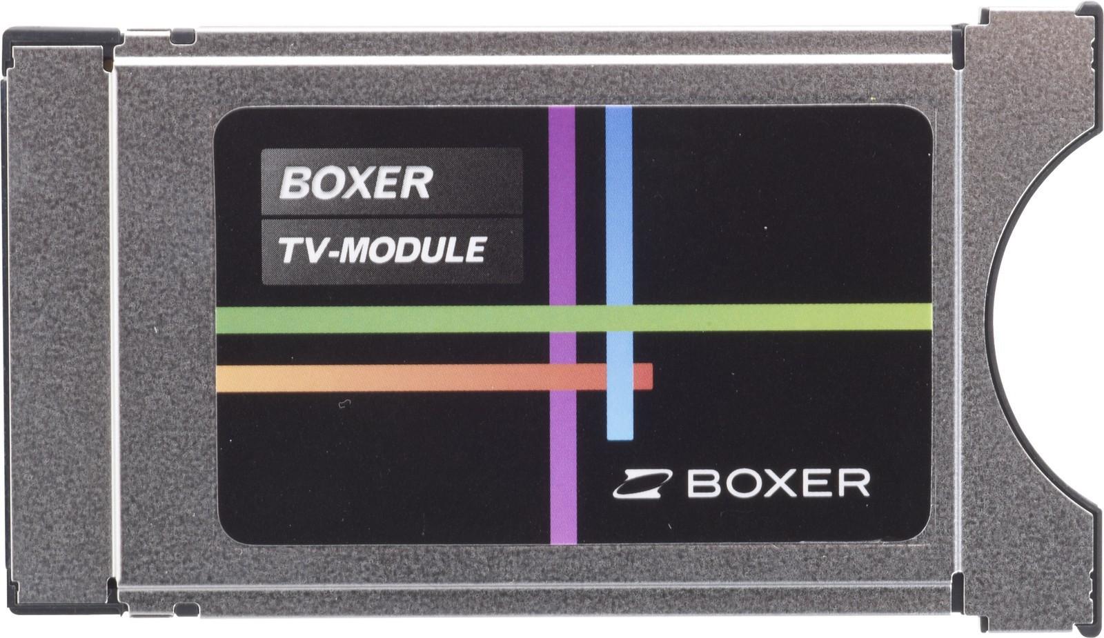 Folkekære Boxer CA module MPEG4 DVB-T ZP-09