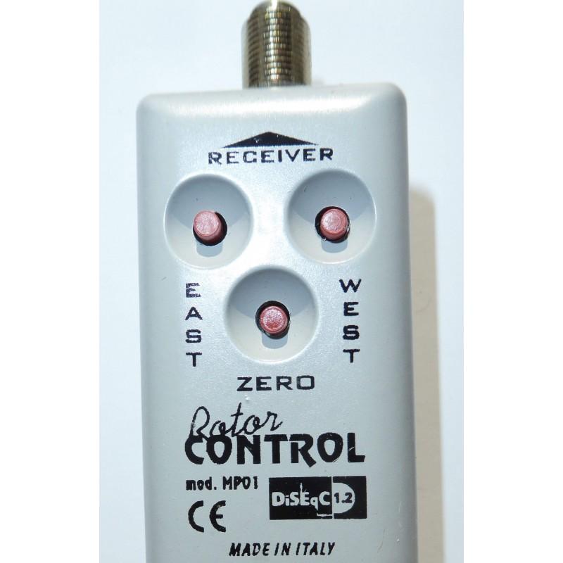 Stab MP01 - Let kontrol og styring af DiSEqC motor ved montering.
