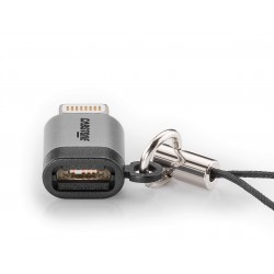 Apple Lightning to Micro USB adaptor
