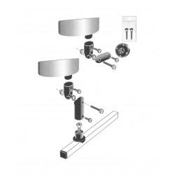 Digital TV (DVB-T) antenne med indbygget forstærker.