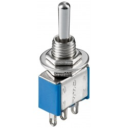Mini toggle switch KNX3 ON-OFF-ON