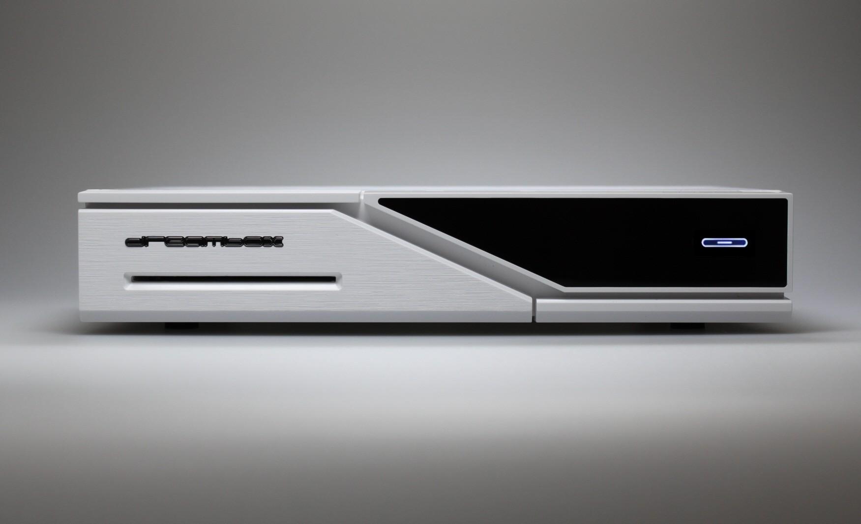 Dreambox DM520 S2 White Edition HD SAT receiver