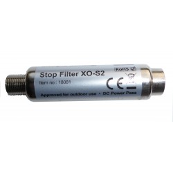 Stop filter 4G LTE for antenna