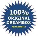 Dreambox DM 820 HD PVR til SAT / Parabol 0 GB