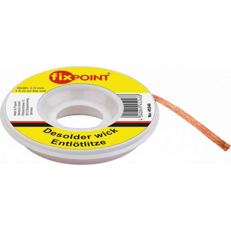 Sugetråd - udloddetråd 2.0 mm x 1,5 m.