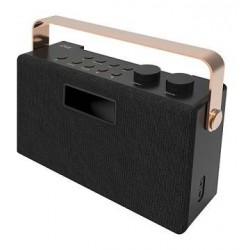 Clint F7 DAB+/FM stereo bord radio med Bluetooth. Sort.