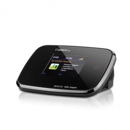 DAB+ Radioforsats til HiFi anlæg, Bluetooth stream, ext. antenne option.