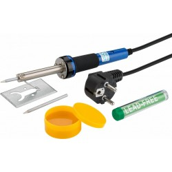 Soldering kit for fine soldering work, 5 parts