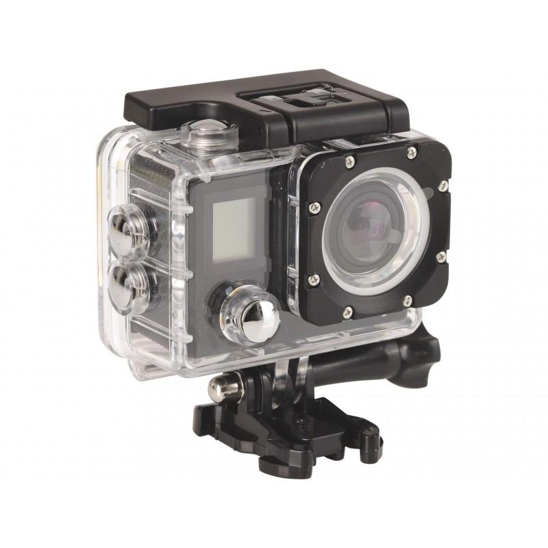 4K Kamera - vandtæt actioncam - Kamera til friluftsliv fyldt med action