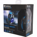 Gaming headset - Twister Headset - Gaming headset med god mikrofon