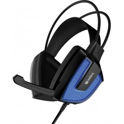 Derecho Headset med virtual 7.1 surround
