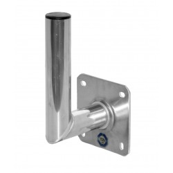 Wallmount angle bracket ALU 50x150 glossy finish