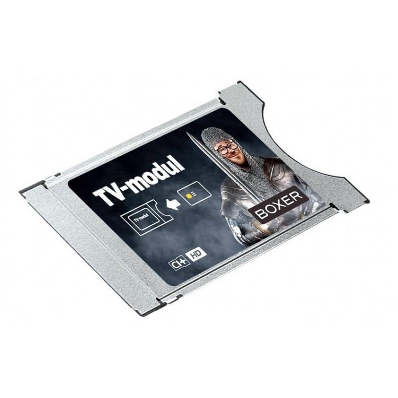 Splinternye Boxer TV Modul CI+ HD SMiT v. 1.3 - Tektronic.dk XB-57