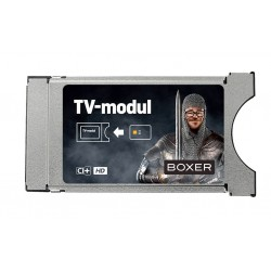 Boxer TV Modul CI+ HD SMiT v. 1.3