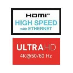 UHD HDMI kabel High Speed  4K - 1.0 meter