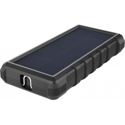 Mega Outdoor Solar Powerbank 24000, Sandberg