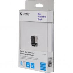 Nano Bluetooth 4.0 Dongle, Sandberg