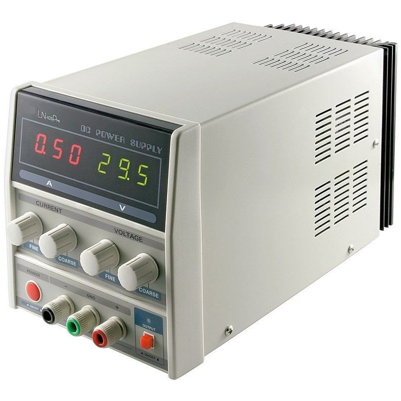 Power supply variabel 0-30 volt,3A, with display