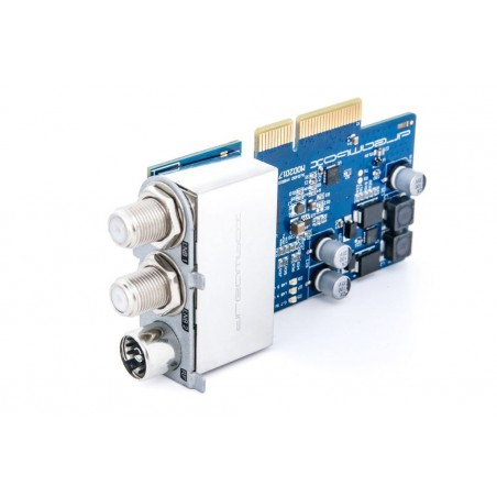 Triple Hybrid Multistream tuner 2xDVB-S/S2X + 1xDVB-C/T/T2 Dreambox