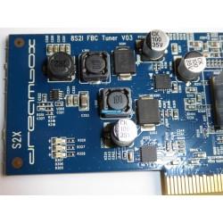Dreambox FBC MULTISTREAM- full bandwidth DVB-S2x Twin tuner (8 demodulatorer)
