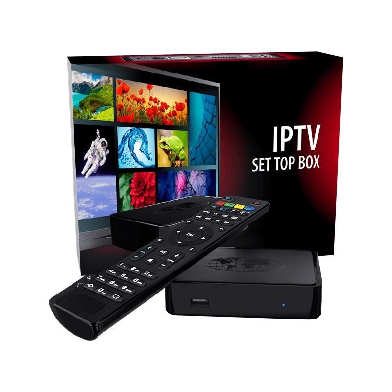 IPTV - Digital receivers for IPTV - Tektronic dk