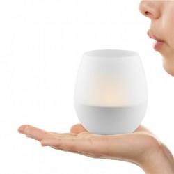 Dekorationslys LED - med smart pust ud - tænd funktion