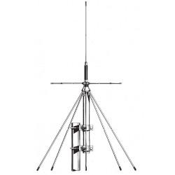 10080 All-band disconeantenne for scanner. Denne antenne dækker området fra 25-1300 MHz og er egnet til radioscanner.