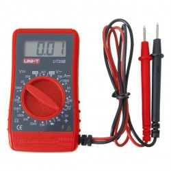 Multimeter pocket size