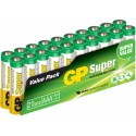 AAA Batteri 1.5 Volt - GP Super alkaline batteri AAA