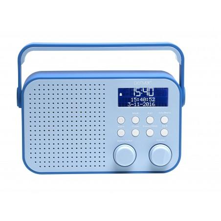 Kombineret DAB+ og FM Radio DAB39 Blue