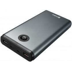 Powerbank USB-C PD QC3.0 65W