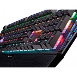 FireStorm Mechanical Keyboard - Nordic version