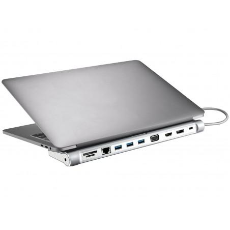 USB-C Dockingstation - udvid dine muligheder