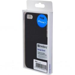 Hard cover iPhone 7, Sort, Sandberg