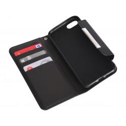 Flip wallet cover til iPhone 7, Sandberg