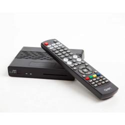 Qviart Lunix E2 DVB-S2 digitalmodtager til parabol og IPTV