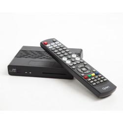 Qviart Lunix DVB DVB-S and IPTV